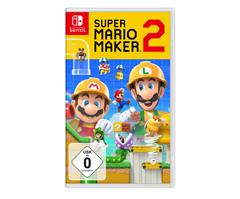 Bild zu Super Mario Maker 2 für Nintendo Switch für 32,98€ (VG: 44,69€)