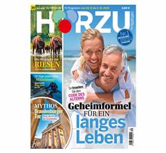 Bild zu [beendet – Leserservice Deutsche Post] Jahresabo Hörzu für 111,23€ + bis zu 110€ Prämie