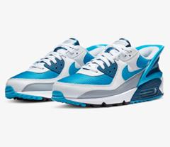 Bild zu Nike Air Max 90 FlyEase weiß/blau für 86,97€ (Vergleich: 119€)