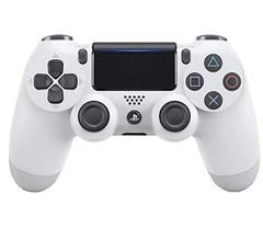 Bild zu Sony PlayStation 4 DualShock 4 Wireless Controller V2 (Glacier White) für 42,97€ (VG: 49,99€)
