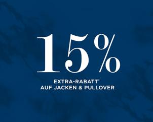 Bild zu Engelhorn: 15% Rabatt auf Jacken und Pullover