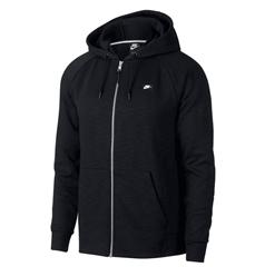 Bild zu Nike Freizeitjacke Sportswear Optic Fleece schwarz/weiß (XS-L) für 37,95€