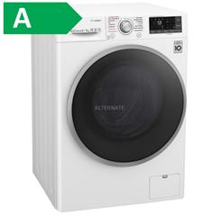 Bild zu LG F14WD85EH1 Waschtrockner (A, 8 kg waschen, 5 kg trocknen, Inverter Direct Drive, AquaStop) für 423€ (Vergleich: 585€)