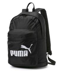 Bild zu PUMA Classic Rucksack schwarz für 16,95€ (VG: 22,40€)