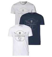Bild zu 3er Pack Chiemsee T-Shirts für 39,99€ + gratis Wanderrucksack
