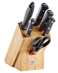 Bild zu ZWILLING Gourmet Messerblock 7-teilig für 105,27€ (Vergleich: 139,44€)