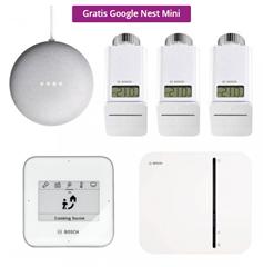 Bild zu Bosch Smart Home – Starter Set Heizung + gratis Google Nest Mini + gratis Twist für 209,95€ (Vergleich: 327,80€)