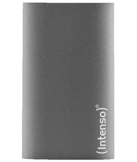 Bild zu INTENSO Festplatte, 1 TB SSD, 1,8 Zoll, extern, Anthrazit für nur 78,20€ (VG: 105,09€)