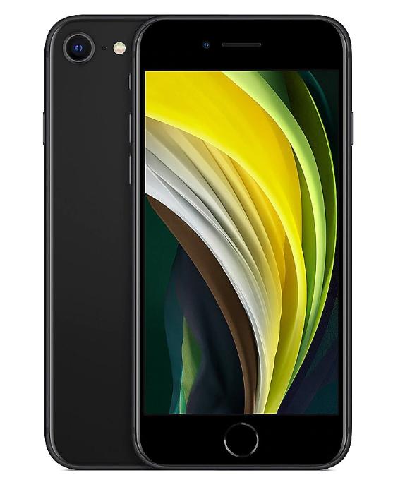 Bild zu Apple iPhone SE 2020 mit 128GB in schwarz oder weiß zu je 431,10€ (VG: 474€)