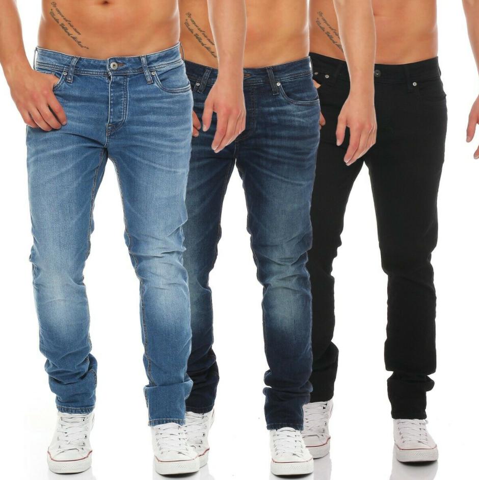 Bild zu JACK & JONES Tim Jeans für 34,90€ (VG: ab 39,85€)