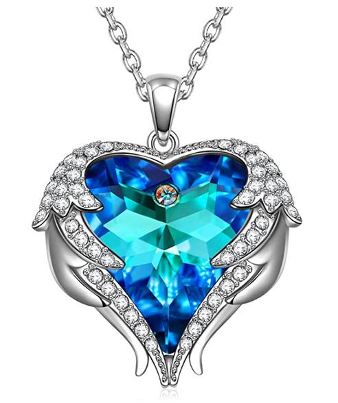 Bild zu Kate Lynn Damen-Halskette mit Kristall von Swarovski für 10,99€
