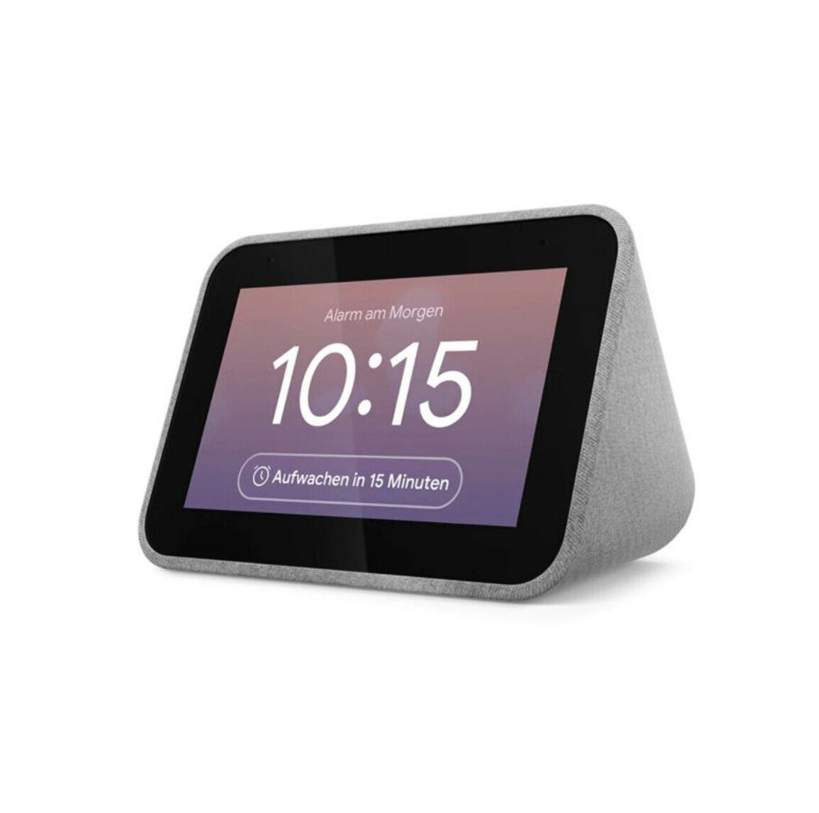 Bild zu Lenovo Smart Clock mit Google Assistant für 36,99€ (VG: 79,95€)