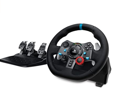 Bild zu Logitech G29 Driving Force Rennlenkrad für 225,17€ (VG: 266,48€)