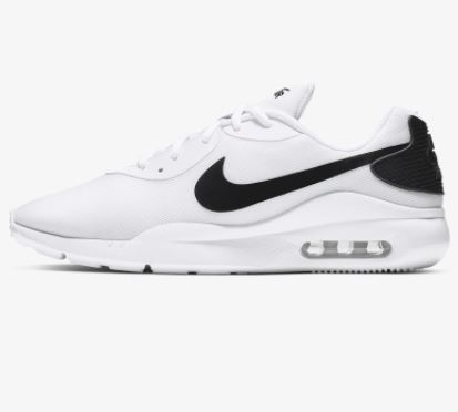 Bild zu Nike Air Max Oketo Herrenschuhe in weiß für 50,80€ (VG: 76€)