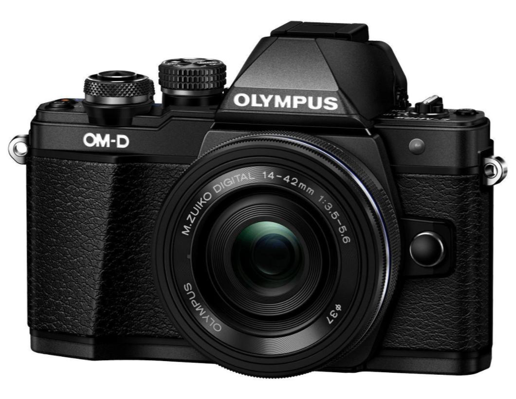 Bild zu OLYMPUS OM-D E-M10 Mark II Systemkamera 16.1 Megapixel mit Objektiv 14-42 mm f/3.5-5.6 für 369,45€ (VG: 437,68€)
