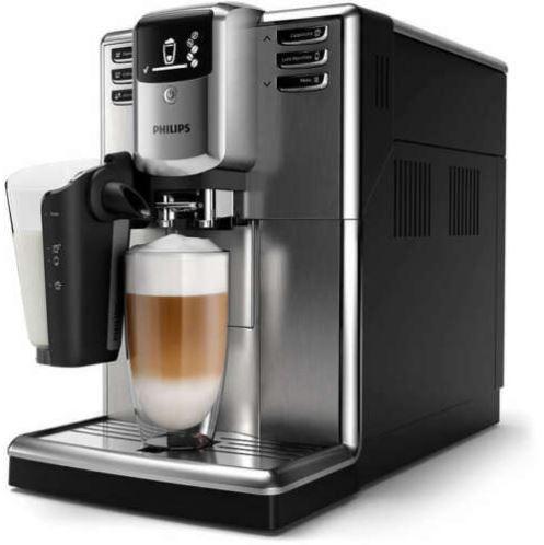 Bild zu PHILIPS Series 5000 EP5335/10 Kaffeevollautomat mit Milchaufschäumer für 499,99€ (VG: 586,85€)