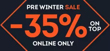 Bild zu Sportscheck: 35% Extra Rabatt auf Winter Artikel der Vorsaison