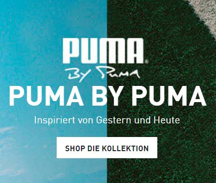 Bild zu PUMA: 30% Rabatt auf ALLES, auch auf bereits reduzierte Ware + kostenloser Versand & Retoure