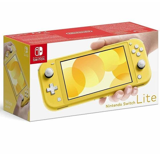 Bild zu Nintendo Switch Lite Konsole für 179,96€ (Vergleich: 199,95€)