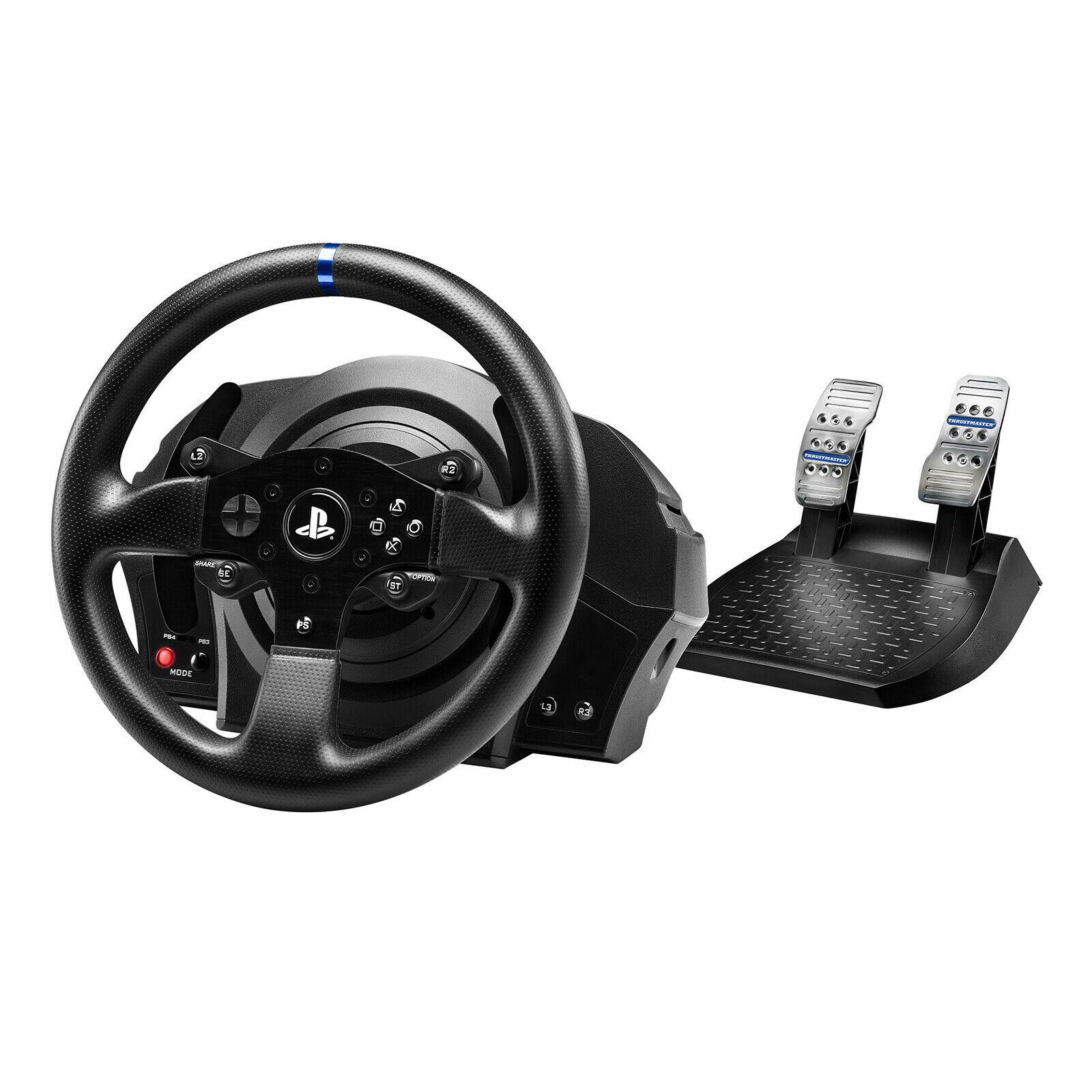 Bild zu Thrustmaster T300RS Racing Wheel inklusive Pedal-Set [PS4] für 259,89€ (Vergleich: 288,98€)