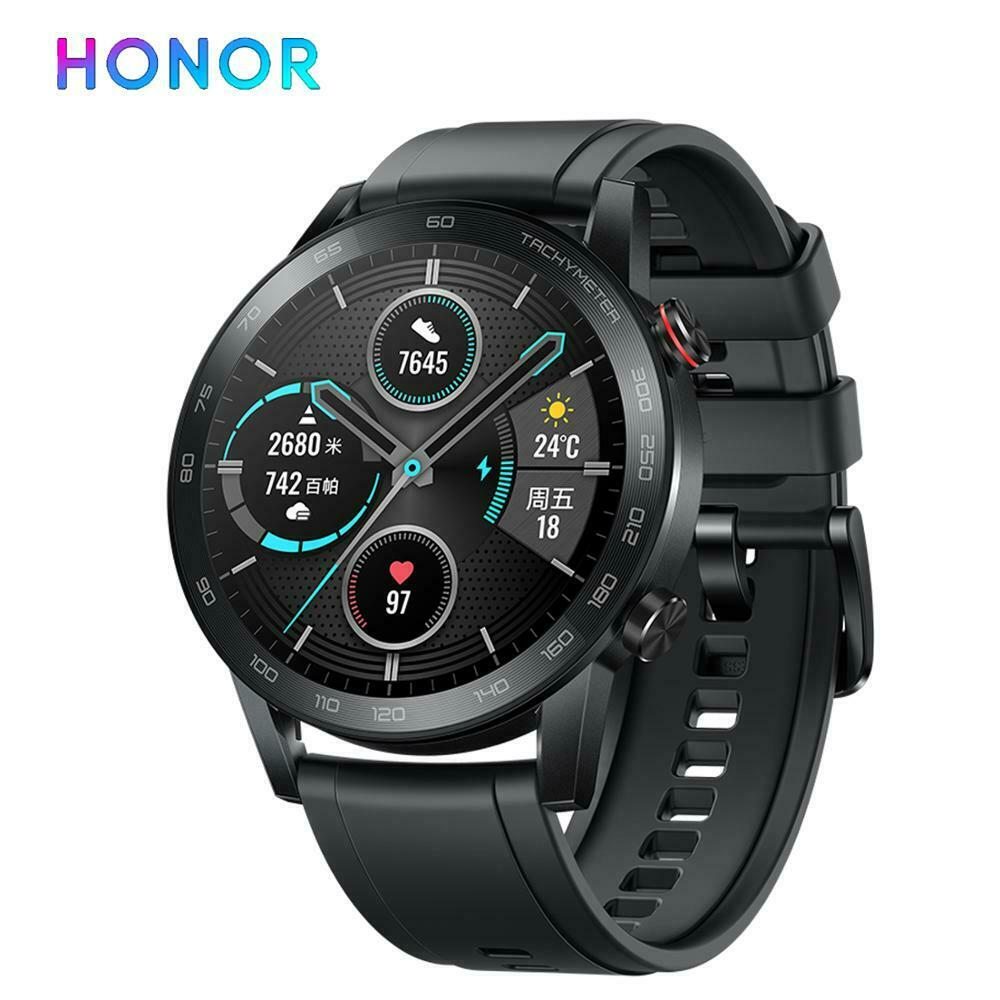 Bild zu Smart-Watch Honor Magic-Watch 2 (46mm) für 115,19€ (Vergleich: 132€)