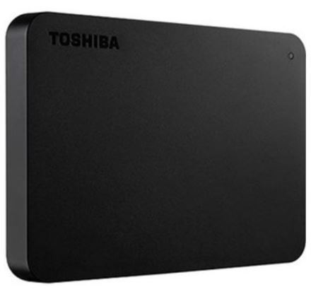 Bild zu TOSHIBA Canvio Basics Exclusive, 2 TB HDD, 2,5 Zoll, extern, Schwarz für nur 49,91€ (VG: 64,70€)