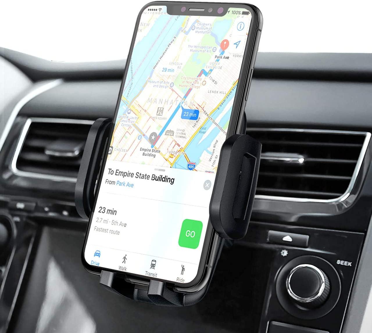 Bild zu Mpow 360 Grad drehbare Auto Handyhalterung für 4,99€