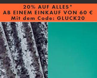 Bild zu ASOS: 20% Rabatt auf alle Artikel im Shop (60€ MBW)