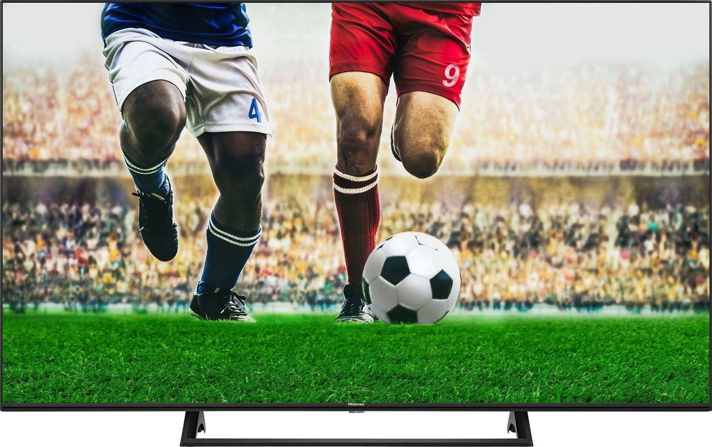 Bild zu [geht wieder] 65 Zoll UHD Fernseher Hisense 65AE7200F mit HDR 10 für 499€ (Vergleich: 599€)