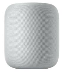 Bild zu [B-Ware] Apple HomePod WLAN Lautsprecher weiß für 190,80€ (Vergleich: 275€)