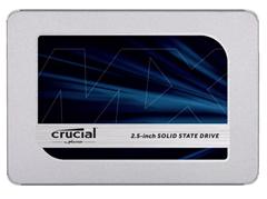Bild zu Amazon & Saturn: CRUCIAL MX500, 1 TB, SSD, Interner Speicher, 2,5 Zoll, intern für 85,99€ (Vergleich: 98,10€)