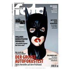 """Bild zu 12 Ausgaben der Zeitschrift """"fotoMagazin"""" für 92,40€ + 80€ Amazon Gutschein oder 75€ Verrechnungsscheck"""