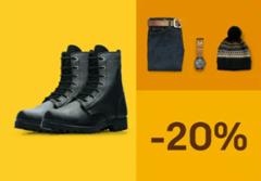 Bild zu eBay: 20% Rabatt auf Fashion, Sport, Uhren & Schmuck und Beauty & Gesundheit