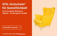 Bild zu [endet heute] eBay: 10% Rabatt auf Möbel & Wohnen, Spielzeug, Baby und Haustierbedarf