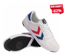 Bild zu hummel STADIL LIGHT CANVAS Sneaker ab 18,94€ (Vergleich: ab 27,63€)