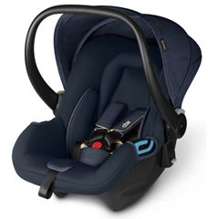 Bild zu cbx Babyschale Shima Jeansy Blue für 49,99€ (Vergleich: 63,31€)