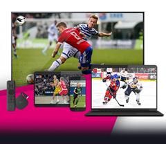 Bild zu Telekom Bestandskunden: 12 Monate Magenta Sport kostenlos