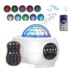 Bild zu GLIME LED Sternenhimmel Projektor mit Fernbedienung für 23,02€