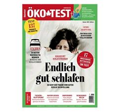 """Bild zu Jahresabo (12 Ausgaben) der Zeitschrift """"Ökotest"""" für 63,60€ + bis zu 50€ Gutschein als Prämie"""