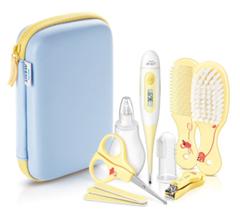 Bild zu Philips Avent Babypflege-Set SCH400/00 (ab der Geburt) für 16,10€ (Vergleich: 21,95€)