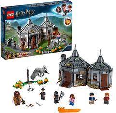 Bild zu LEGO Harry Potter – Hagrids Hütte: Seidenschnabels Rettung (75947) für 43,59€