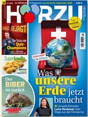 """Bild zu Jahresabo (52 Ausgaben) """"Hörzu"""" für 121,90€ + 120€ BestChoice Gutschein als Prämie"""