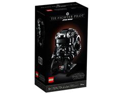 Bild zu LEGO Star Wars – 75274 TIE Fighter Pilot Helm für 54,99€ (VG: 74,59€)