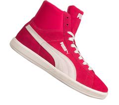 Bild zu PUMA Lite Mid Suede Sneaker für 22,95€ inkl. Versand