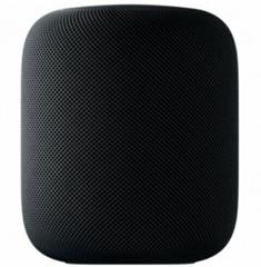Bild zu [B-Ware] Apple HomePod WLAN Lautsprecher weiß für 206,01€ (Vergleich: 295€)