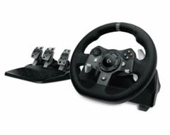 Bild zu [B-Ware] Logitech G920 Racing Lenkrad Driving Force für Xbox One oder PC für 156,51€ (Vergleich: 258€)