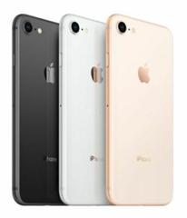 Bild zu [wie neu] Apple iPhone 8 256GB in versch. Farben für je 278,10€ (Vergleich: 407,99€)