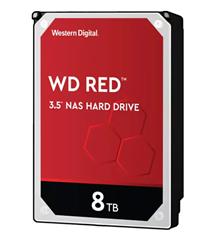 Bild zu WD Red™ BULK, 8 TB, HDD, 3,5 Zoll, intern für 169,88€ (Vergleich: 195€) – mit Newsletter Rabatt