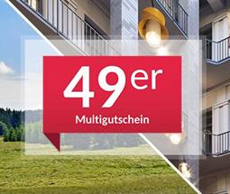 Bild zu Animod 49er Gutschein für 49,98€ (2 Personen, eine Nacht inkl. Frühstück)