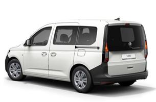 Bild zu Volkswagen Caddy 2,0 TDI 55 kW (75PS) ab mtl. 149€
